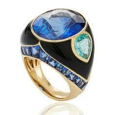 Jewellery designer spotlight ~ Marina B