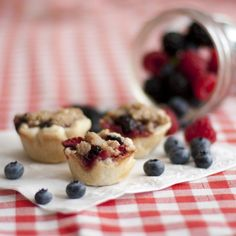 This Fourth of July show off your patriotic pride with playful food creations.