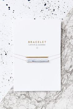 DIY bijoux dorés et marbrés | My Little Fabric