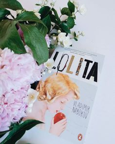 #lolita #nabokov #vladimirnabokov #penguinbooks Vladimir Nabokov, Penguin Books, My Books, Reading, Word Reading, Reading Books