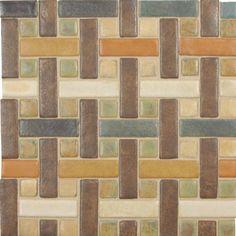 Basketweave - Syzygy Tile - hearth floor?