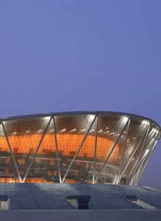 Basketball Stadium, gmp von Gerkan, Marg und Partner, world architecture news,