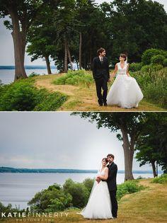 Belhurst Castle Wedding Carli Matt Bride Groom Photos Castle
