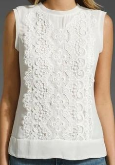 Girl Fashion, Fashion Dresses, Fashion Design, Dressy Casual Outfits, Gamine Style, Blouse Vintage, Revolve Clothing, Lace Tops, Dress Patterns