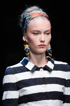 Dolce & Gabbana Spring 2013 — Runway Photo Gallery — Vogue