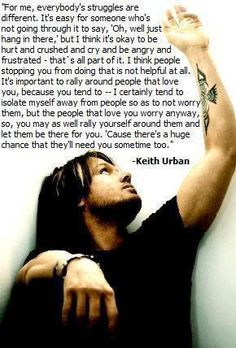 Another reason to love him....and a tender heart makes him all the more sexy ♥
