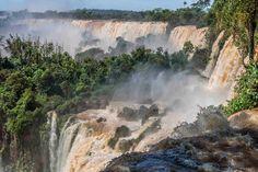 Iguazu: Lado argentino (Argentine view)