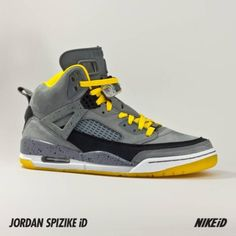 size 40 1a6fa b0f1a cement and nubuck options for the Jordan Spizike coming to NikeiD, I m sure  fans instantly started to think of ways to incorporate them into a  personalized ...