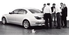 OG   2004 BMW 5 Series - E60   Rear end proposal