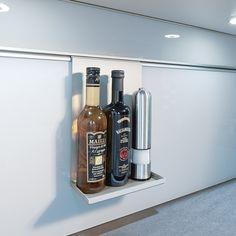 Next 125 Cube Storage System Cube Storage, Storage Shelves, Kitchen Storage, Shelf, German Kitchen, Next 125, Design Consultant, Coffee Bottle, Storage Solutions