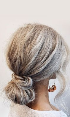 Bridesmaid Hair Medium Length, Updos For Medium Length Hair, Simple Bridesmaid Hair, Up Dos For Medium Hair, Medium Hair Styles, Short Hair Styles, Updo Styles, Simple Hair Updos, Hair Updos For Medium Hair