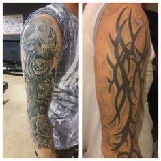Another fantastic cover up by NATHAN. He has space available tomorrow 12-2.