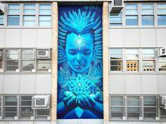 w3rc (2016) - Brooklyn, New York City (USA)