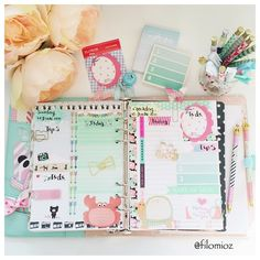 Daily pages