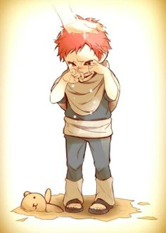 Its ok Gaara your mother is looking out for you