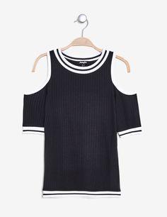 Soldes T-shirt   Top Femme Jusqu à -60% ! Jennyfer Vetements, Vetement Ado  ... 7a1ea4b35b78