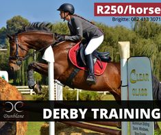 Our Derby arena is available now for training! Contact Brigitte for bookings: 082 413 3071   brigitte@dunblane-equestrain.co.za #theDunblaneExperience #TheDunblaneLifestyle #Derby #Training #GrassArena