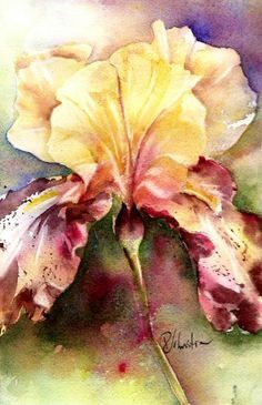 Perry Johnston WATERCOLOR