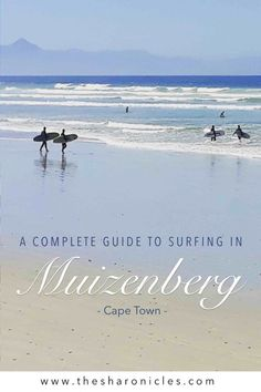 Everything you need to know about surfing in Cape Town, South Africa. Travel Destinations, Travel Tips, Cape Town, Travel Humor, Travel Companies, Surfing, South Africa, Cool Photos, Cruise