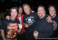 #Metallica #LukePerry #SacredReich #ThatMetalShow