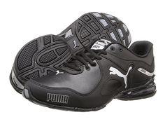 PUMA Cell Riaze SL Black/Puma Silver