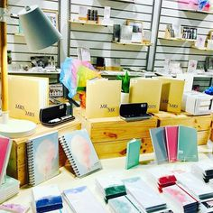 Finmark's beautiful range of boutique stationery is on display bow in fresh and vibrant colour tones. Stop by stand CC11 Reed Gift Fairs.