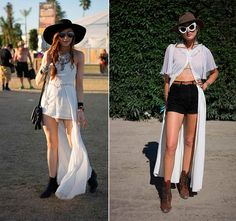 O street style do Coachella,Esta na Moda,Acessórios, festival, moda, Tendência