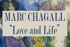 """Dal 16 marzo al 26 luglio il Chiostro del Bramante a Roma ospita una straordinaria retrospettiva interamente dedicata al pittore russo d'origine ebraica Marc Chagall. La mostra, dal titolo """"March Chagall. Love and life"""", presenta oltre 150 opere, tra dipinti, disegni e stampe, provenienti dall'Israel Museum di Gerusalemme che raccontano il singolare legame tra il grande pittore e la moglie Bella Rosenfeld, fondamentale e costante fonte d'ispirazione."""