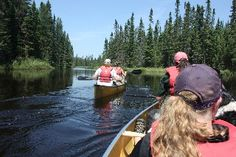 Canoe camping in the Boundary Waters, there's nothing better. Canoe Camping, Campsite, Boundary Waters, Paddle, Wilderness, Trail, Spaces, Park, Lifestyle