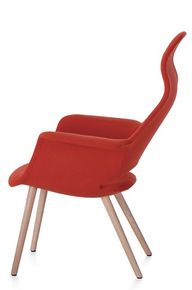 Vitra Organic Chair. Available here at Think Furniture. £1,232.40 inc.VAT.