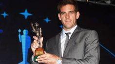 Juan Martín Del Potro ganó el Olimpia de oro al mejor deportista del año - BONAERENSE INFO