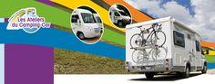 Les Ateliers du Camping-Car, vente, location, réparation, gardiennage à Cormeilles-en-Vexin - Vente de camping-car