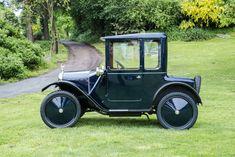 1925 Austin 7 Doctors Coupe