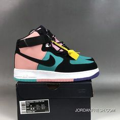 Shoes 600878775271847339 - Women/Men Nike Air Force One High Have A Nike Day Best Source by mybaeboooo Cute Sneakers, Best Sneakers, Sneakers Fashion, Fashion Shoes, Sneakers Nike, Girl Fashion, New Jordans Shoes, Nike Air Shoes, Air Jordans