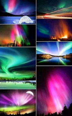 I'm gunna get somewhere where I can get some crazy views of the Northern Lights...even if it is cold wherever that is...
