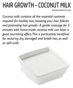 Top+10+one+ingredient+natural+hair+growth+remedies