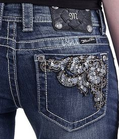 Favorite pair of Miss Me Jeans at the moment!