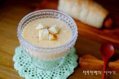 렌틸콩 요리법 - 고소하고 맛있는 렌틸콩 스프 : 네이버 블로그