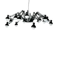 Anglepoise ceiling feature