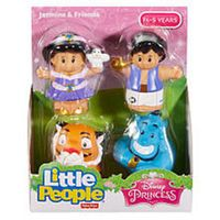 Disney Princess Jasmine & Friends Buddy Figure Pack