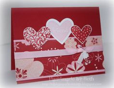 Valentine for a Friend... by bigsky - Cards and Paper Crafts at Splitcoaststampers