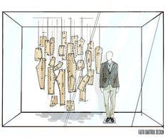 Neiman Marcus, Window Display