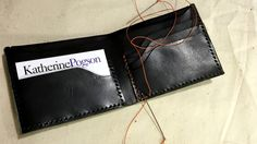 Make a folding leather wallet or other small accessory in a single day, in this introduction to classic leather working techniques.  Choose from a selection of modern and accessible designs and discover a range of simple techniques to create stylish, contemporary leather products that you can easily continue with at home.