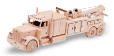 Download Free Wood Toy Truck Plans