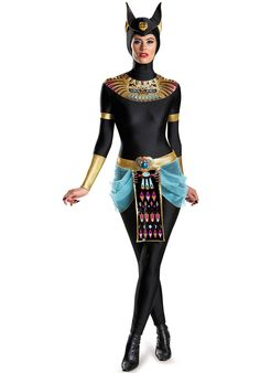 Sexy Halloween Costumes for Women, 2019 Adult Halloween Costume Ideas Costume Halloween, Cleopatra Halloween, Cleopatra Costume, Fete Halloween, Halloween Costumes For Teens, Adult Costumes, Costumes For Women, Adult Cat Costume, Woman Costumes