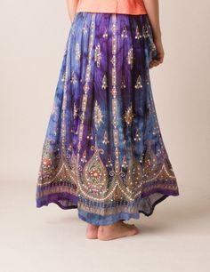 Sivana — Tye Dye Jyoti Skirt