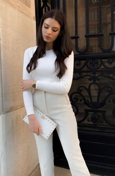 Winter Fashion Outfits, Look Fashion, Spring Outfits, Elegance Fashion, Classic Fashion, Sophisticated Outfits, Stylish Outfits, Classy Chic Outfits, Classy Clothes