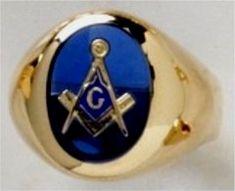 Freemason Illuminati Masonic Gothic Round Gold /& Silver Tone GP Sz 7-13 Men Ring