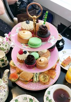 A review of afternoon tea at BB Bakery in Covent Garden. Tea, savoury treats, cakes, pastries and scones are all part of the experience in this cafe just around the corner from the hustle and bustle of Covent Garden Market.