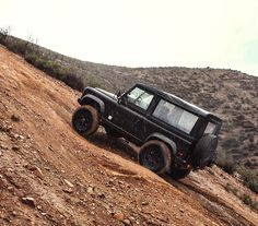 Land Rover Defender 90 NAS trecking